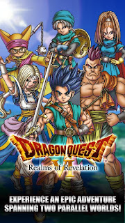 Download Game Android Gratis Dragon Quest 6: Realm of Revelation apk + obb