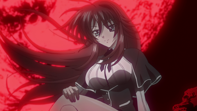 Rias Gremory (High School DxD)