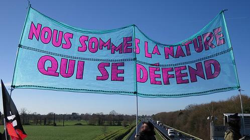 Nous sommes la nature qui se défend, ZAD Notre-Dame-des-Landes