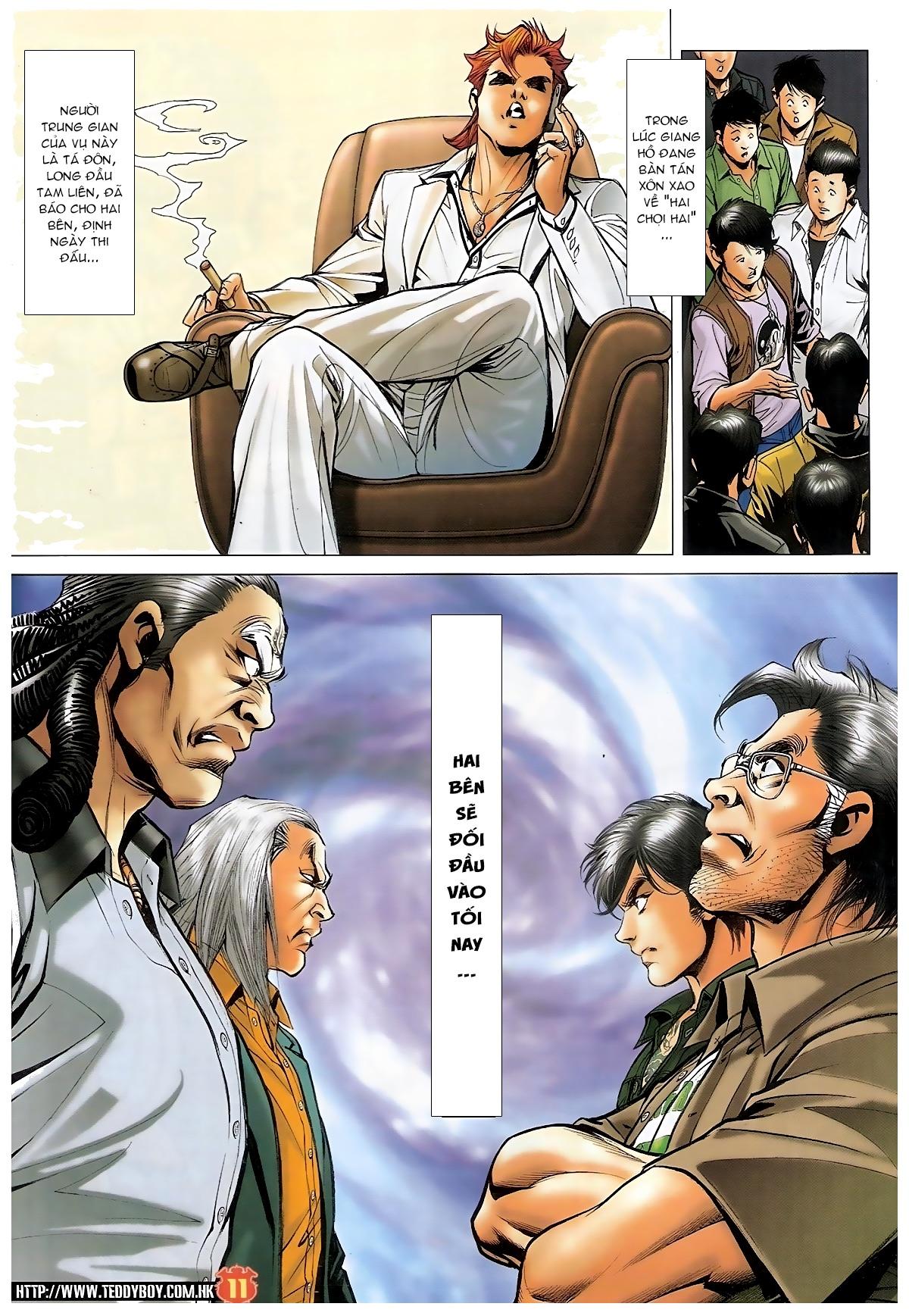 Người Trong Giang Hồ - Chapter 1551: Phong phạm Tọa Quán - Pic 10