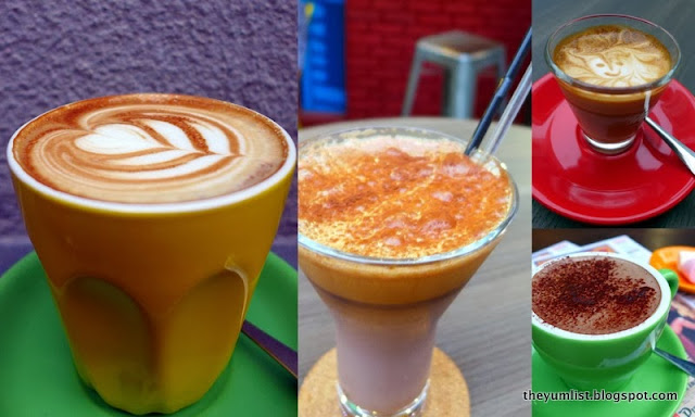 La Boca Cafe, Latin Food and Coffee, KL Life Centre,