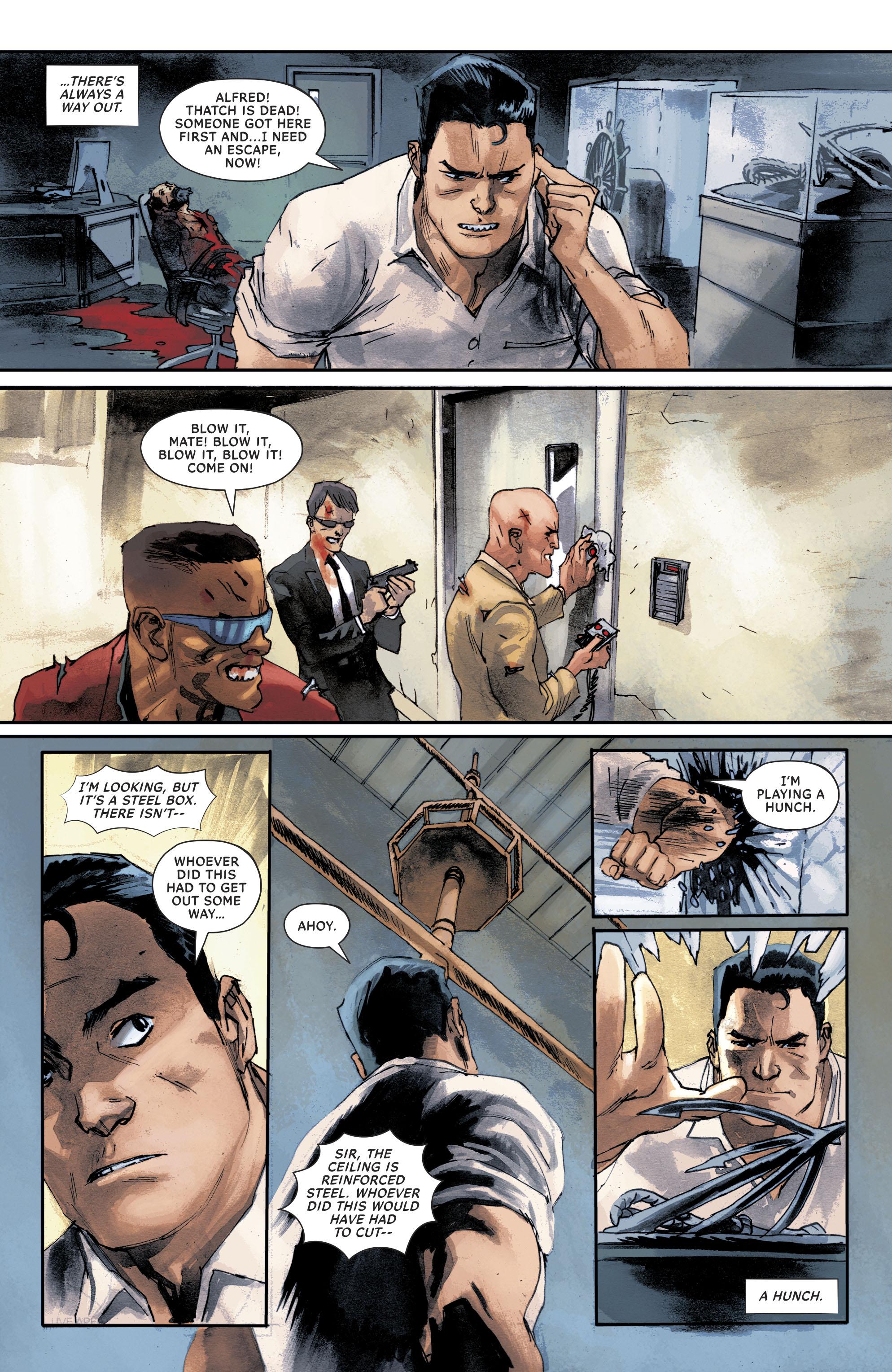 Read online All-Star Batman comic -  Issue #11 - 6