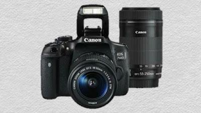 Canon Eos 750d DSLR Camera Review 2018