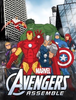 Download Avengers Assemble 1ª Temporada Dublado