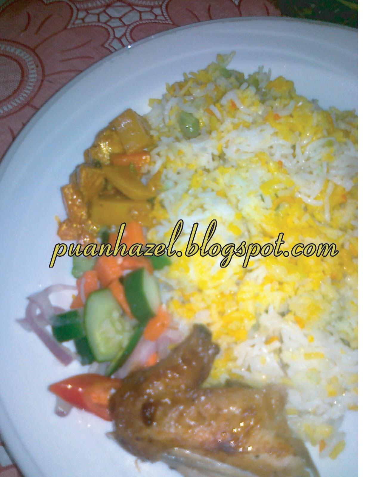 Cooking with Love!: Nasi Beriani Chef Shearson