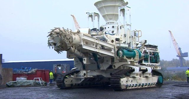 World S First Deep Sea Mining Vehicles Eureka Sparks