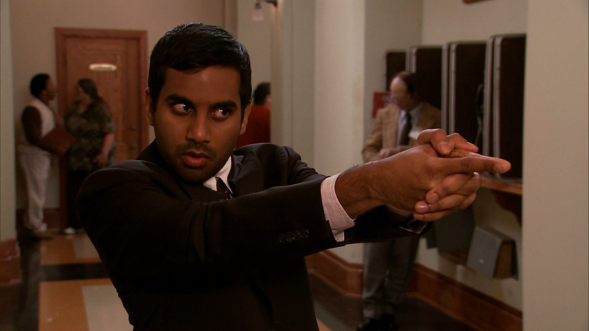 Tom Haverford en Parks and Recreation