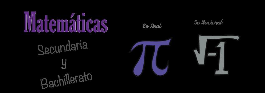 Matemáticas De Secundaria Y Bachillerato: Curiosidades