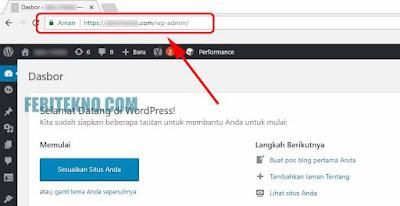 Cara Membuat Link di Klik Menjadi New Tab Pada WordPress