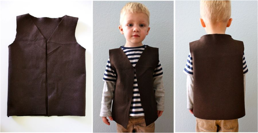 sc 1 st  Made Everyday : vest costumes  - Germanpascual.Com