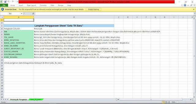 Petunjuk Penggunaan SIPP Online BPJS Ketenagakerjaan 28