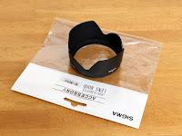 SIGMA レンズフード LH680-04