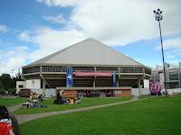 Foto del Palacio de los deportes