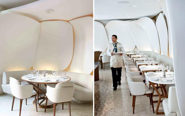 Marzua el comedor una estancia clave en el dise o de for Hoteles de diseno en portugal