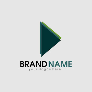 Creative Triangle Logo Template Free Download Vector CDR, AI, EPS and PNG Formats