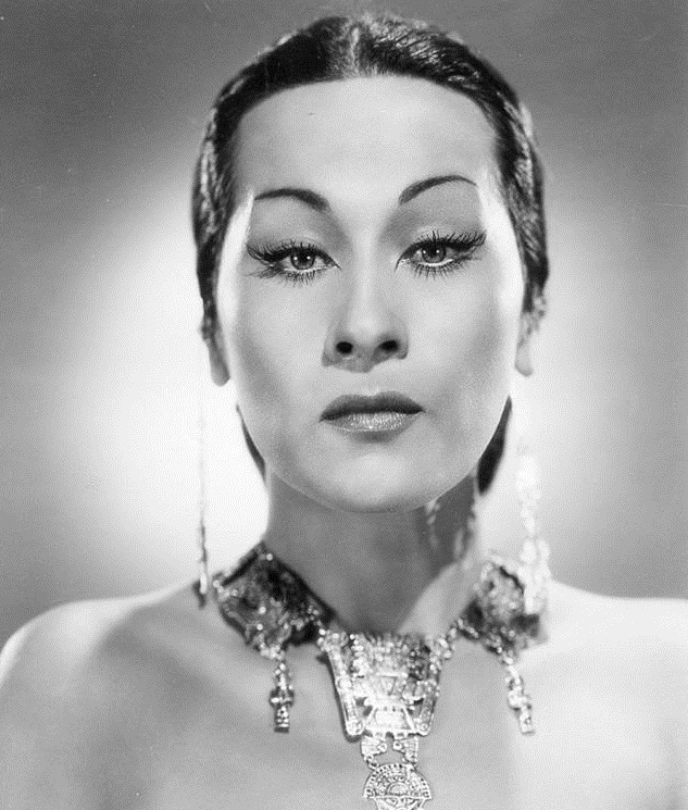 THE GRANDMA'S LOGBOOK-----: YMA SUMAC, THE VOICE OF THE SIX-AND-A