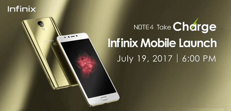 Infinix Note 4 and Note 4 Pro will launch in PH soon!
