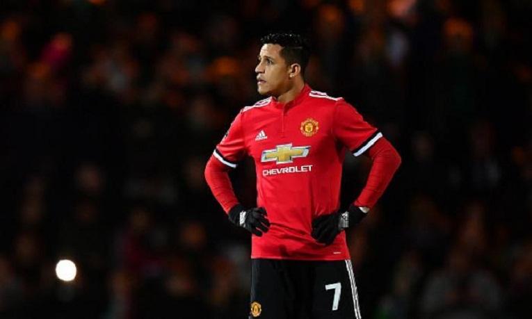 Alexis Sanches Mengungkapkan Tidak Bahagia Bermain di Old Trafford