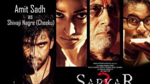 Sarkar 3 2017 Hindi HD Official Trailer 720p