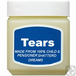 tears for lube
