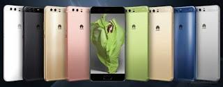 مواصفات واسعار اجهزة Huawei P10 ، Huawei P10 Plus الجديده من هواوي