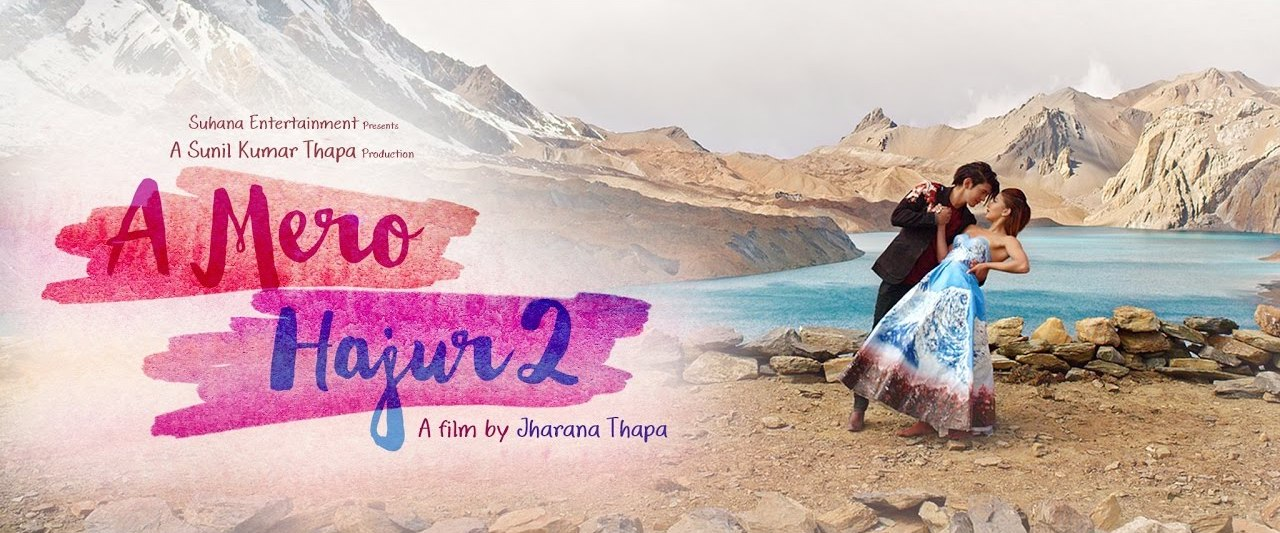 Image result for a mero hajur 2 movie poster