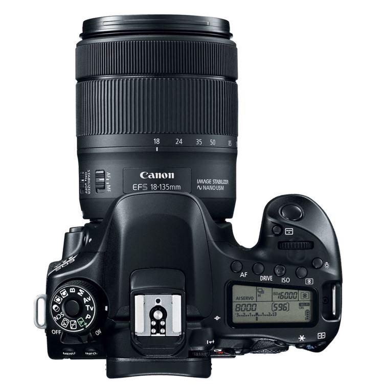 Canon Camera News 2019: Canon EOS 80D DSLR Released