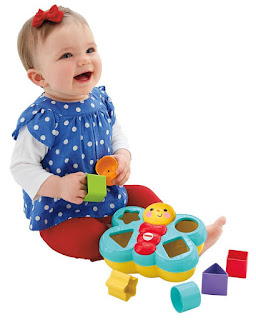 Fisher Price Sort N Spill Butterfly