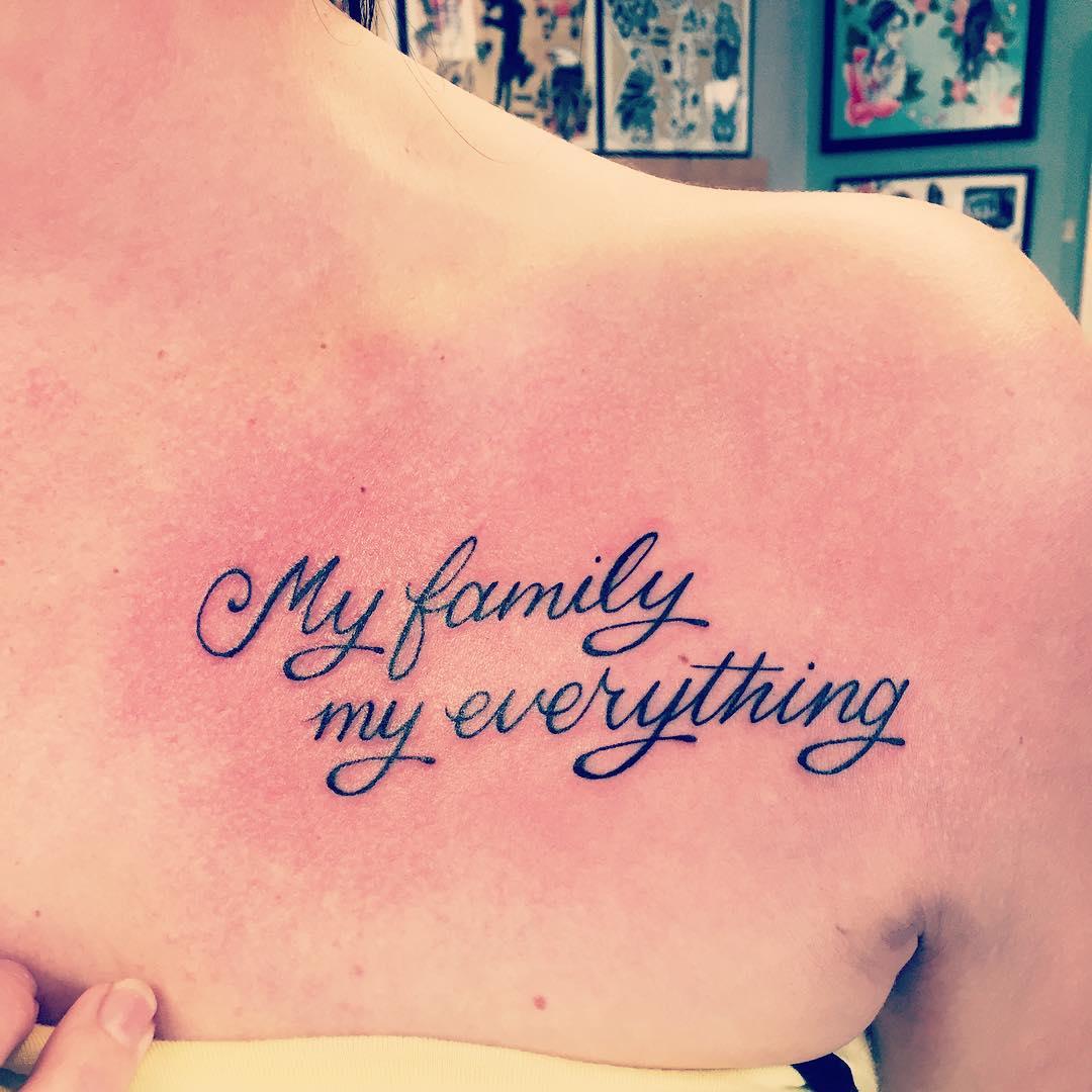 Mytattoolandcom Family Tattoos