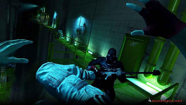 Mirror's Edge Gameplay Screenshot 4