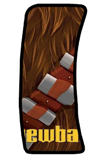 Chewbacca Abc.