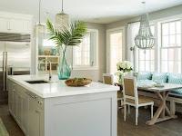 White Pearl Granite Kitchen Countertop to Upgrade Your Kitchen Style