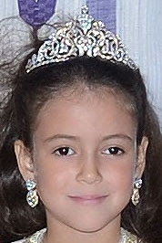 Princess Lalla Khadija of Morocco Diamond Tiara