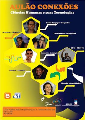 cartaz do aulão conexões
