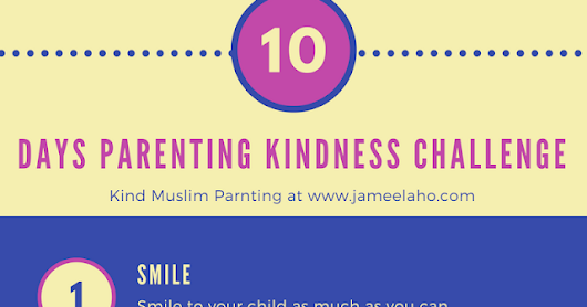 10 Days Parenting Kindness Challenge Download