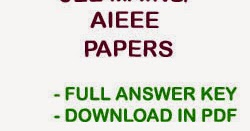 Aieee Question Papers Pdf