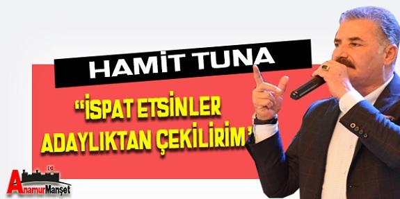 MERSİN, Mersin Haber, MHP, Anamur Haber,