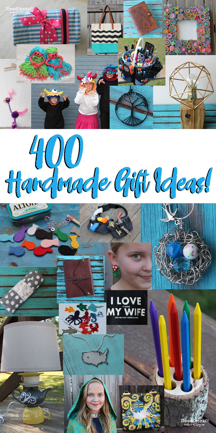 http://www.doodlecraftblog.com/2015/11/400-handmade-christmas-gift-ideas.html