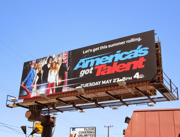Americas Got Talent season 9 billboard