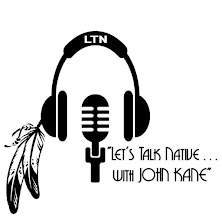 "Join and Follow the ""Let's Talk Native...with John Kane"" Facebook Group Page"