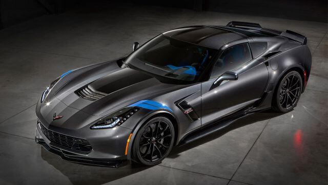 2018 Chevy Corvette ZR1 0-60 mph