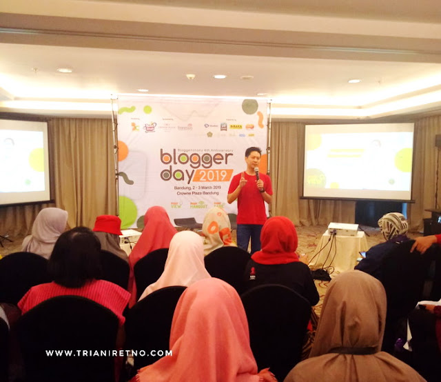 BloggerDay 2019 stress management Lineation center