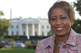 Chief White House Usher Angella Reid