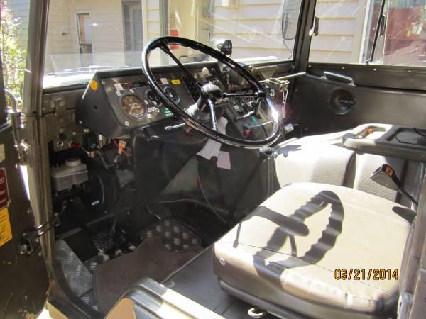 Pinzgauer For Sale Craigslist >> 1973 Pinzgauer 710K 4x4 Truck For Sale - RV & Camper