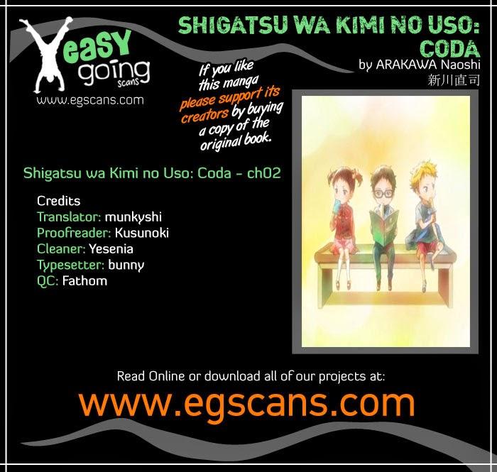 Read Manga Shigatsu Wa Kimi No Uso Coda Ch002 Summer Illusion