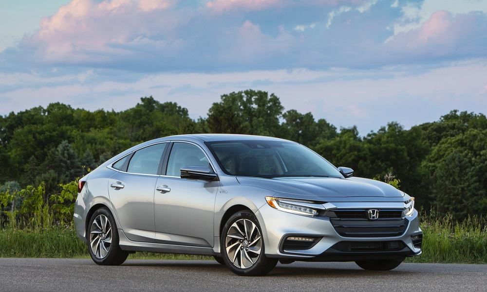 2019 Honda Insight named Top Safety Pick+ by IIHS
