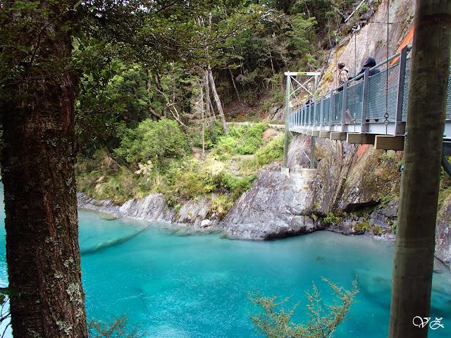 Blue Pool New Zealand