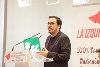 Garzón, cataluña, abogacía, podemos, comunismo, españa, presos