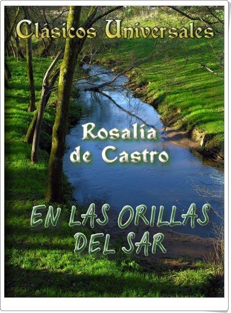 """""""En las orillas del Sar"""" de Rosalía de Castro"""