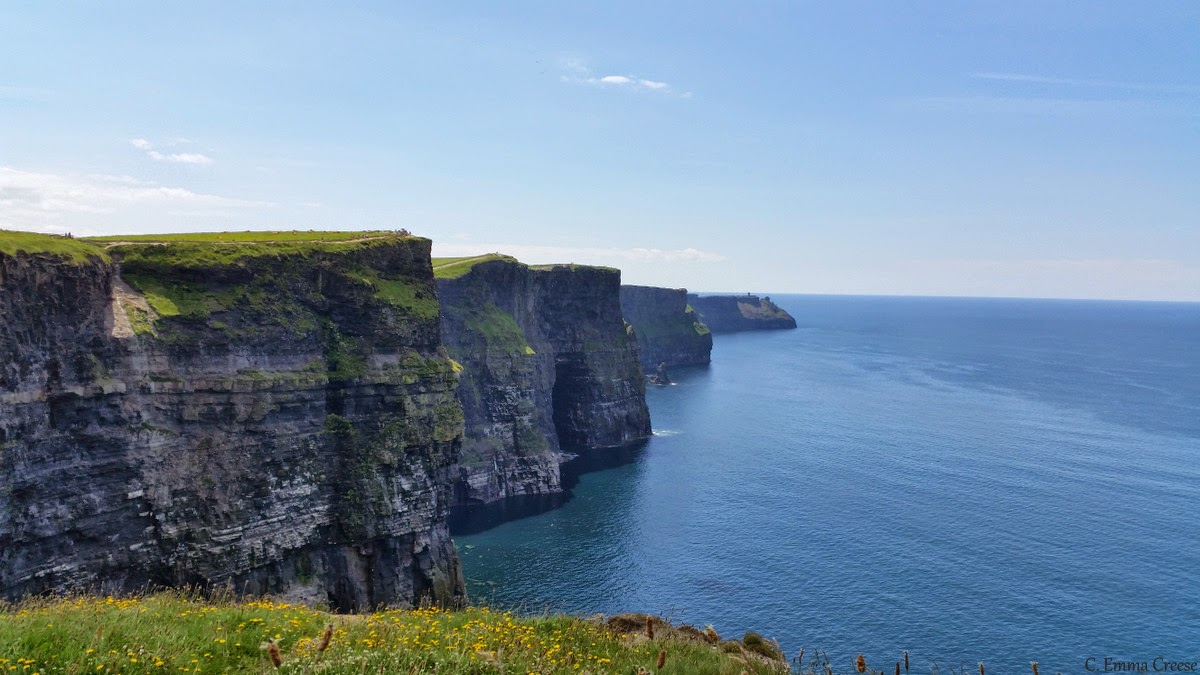 Cliffs of Moher Ireland Travel Adventures of a London Kiwi